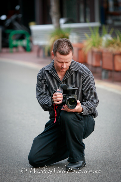 perth wedding videographer
